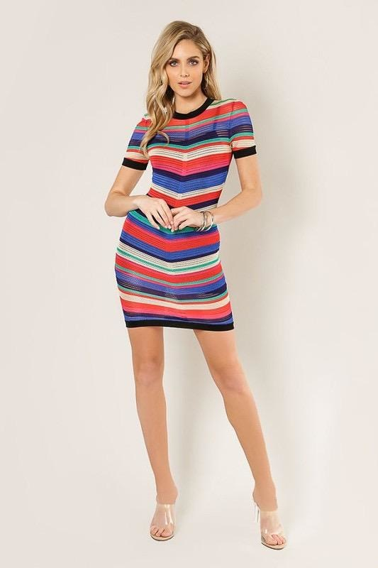 dresses Riley Rainbow Dress