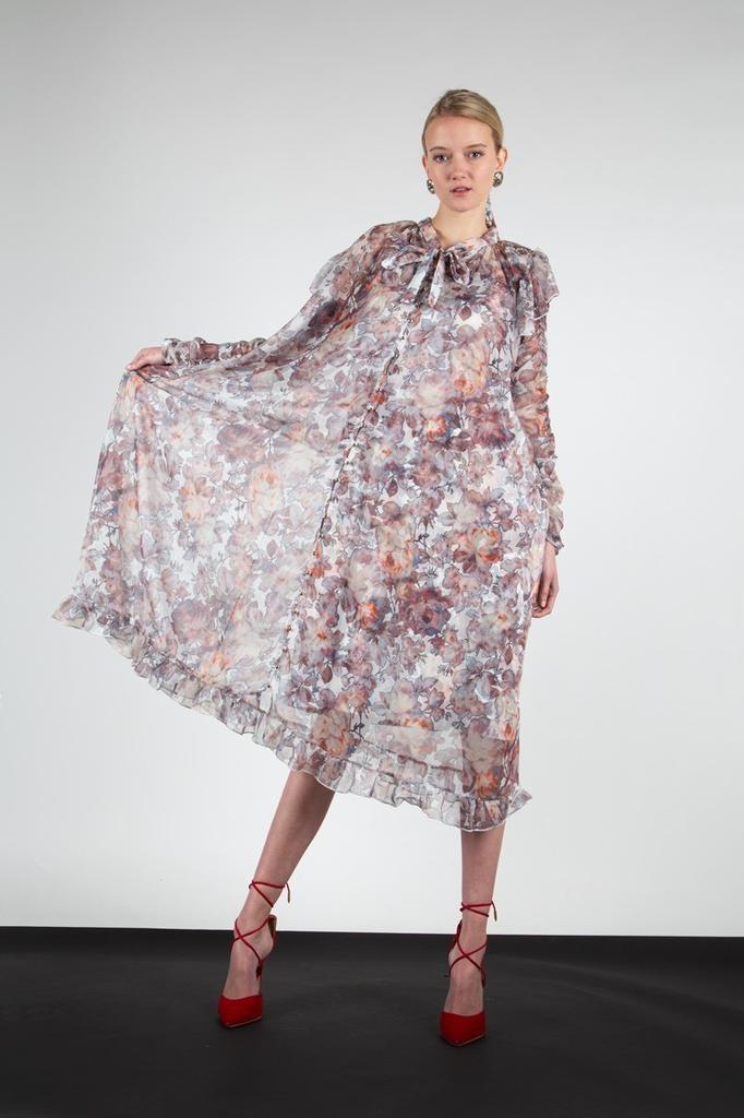 maxi Ventura Maxi Dress
