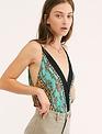 Designer Border Babe Bodysuit