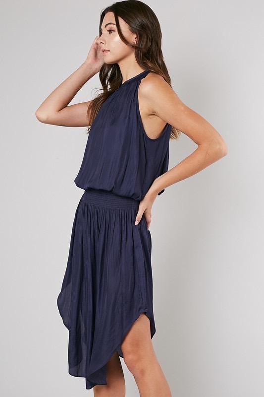 dresses Badan Sleeveless Dress