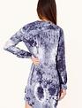 dresses Tye Dye L/s Mini Dress