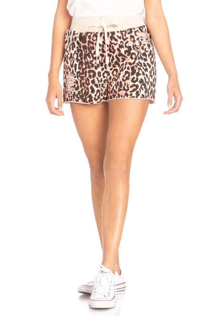 shorts Ebonee Animal Print Shorts