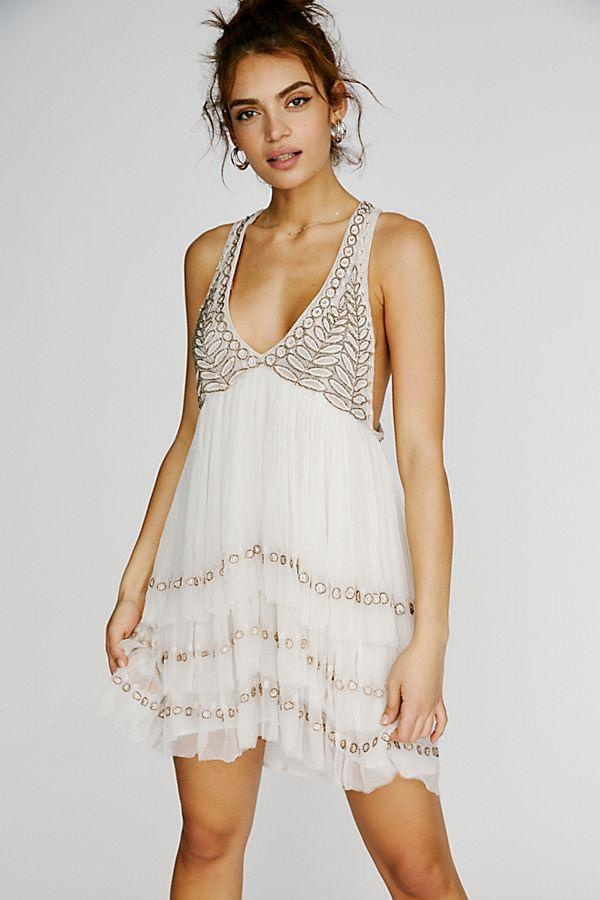 Designer Twilight Mini Dress