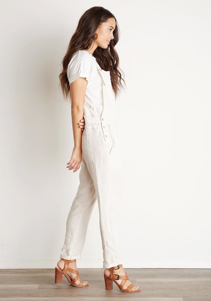 Jumpsuits Button Overall