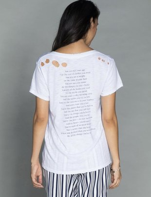 Tees You're Not V-neck Tee