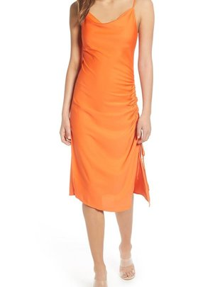 dresses Sarai Side Rouched Dress