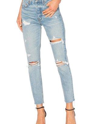 Premium denim Karolina High-Rise Skinny Jean
