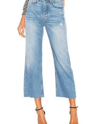 Premium denim Bobbi Cropped Jean