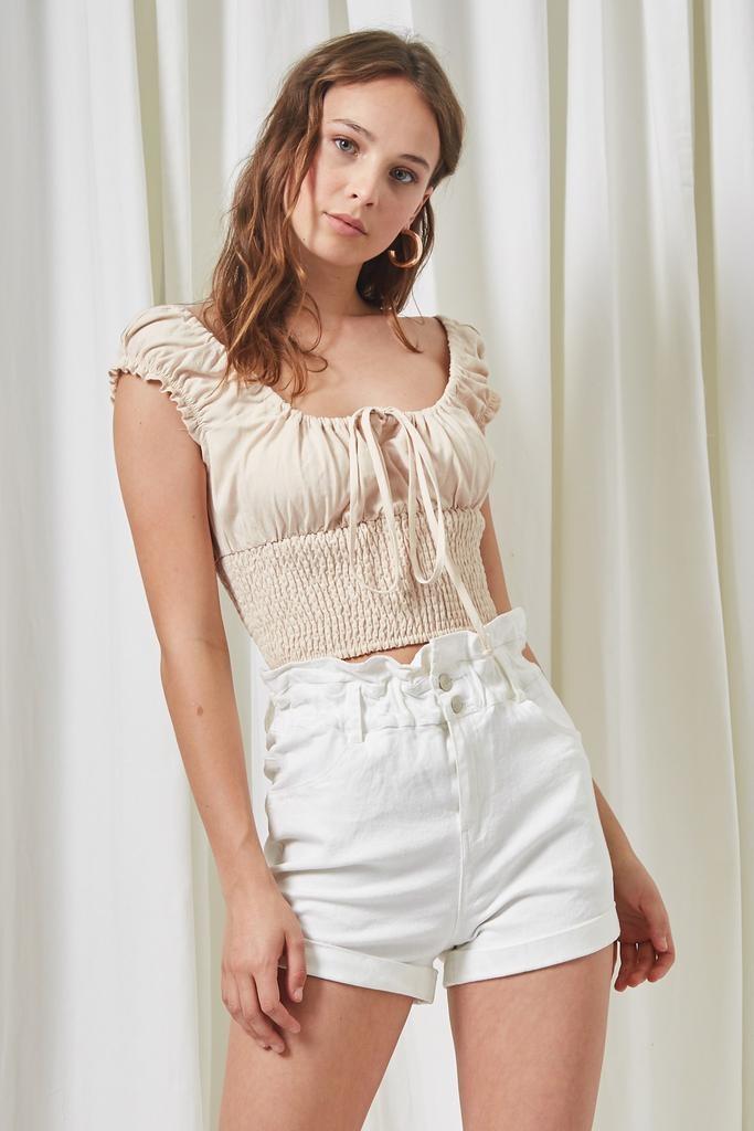 Bai Paperbag Shorts