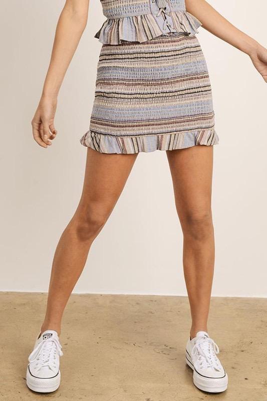 Bailey Mini Skirt