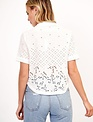 Abaigael Embroidered Top