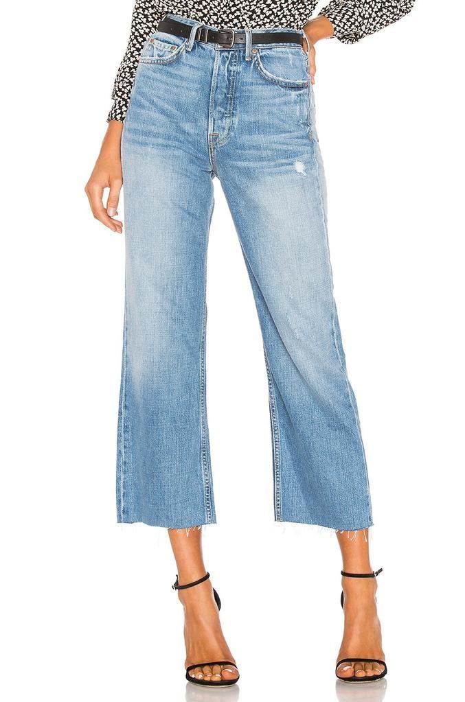Bobbi Cropped Jean