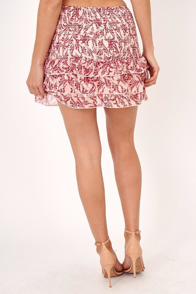 Mia Ruffle Skirt