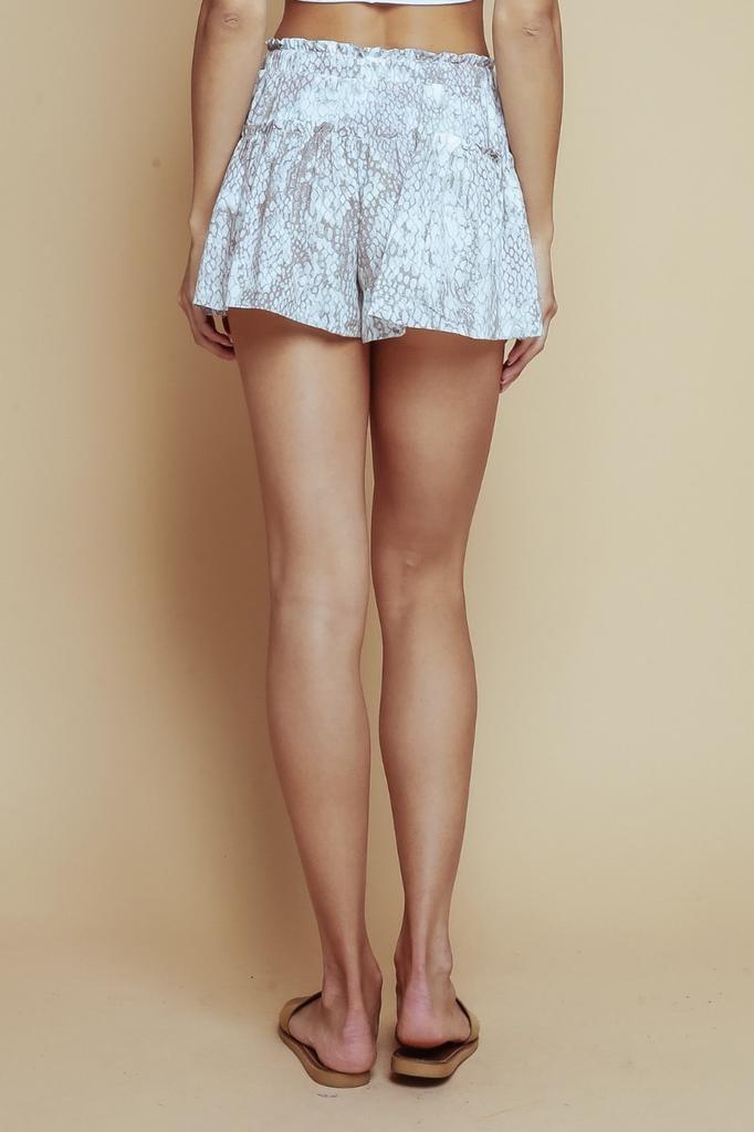 Justine Flare Shorts