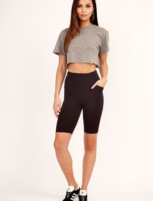 Dakota Cropped Tee