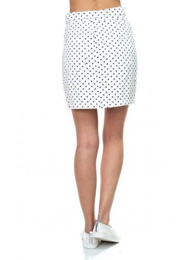 Rachel Polka Dot Skirt