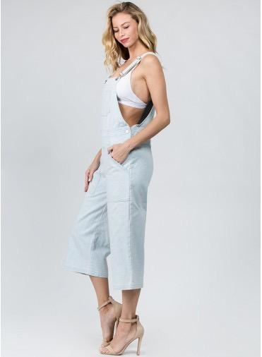 Faelyn Wide Leg Overall