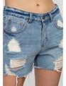 Fabumi Destroyed Shorts