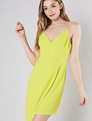 Gilda Spaghetti Strap Dress