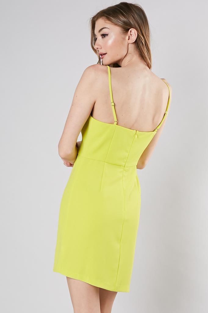 Gilda Spaghetti Strap Dress