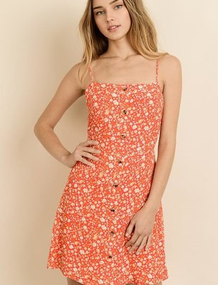 Donna Wildflower Mini Dress