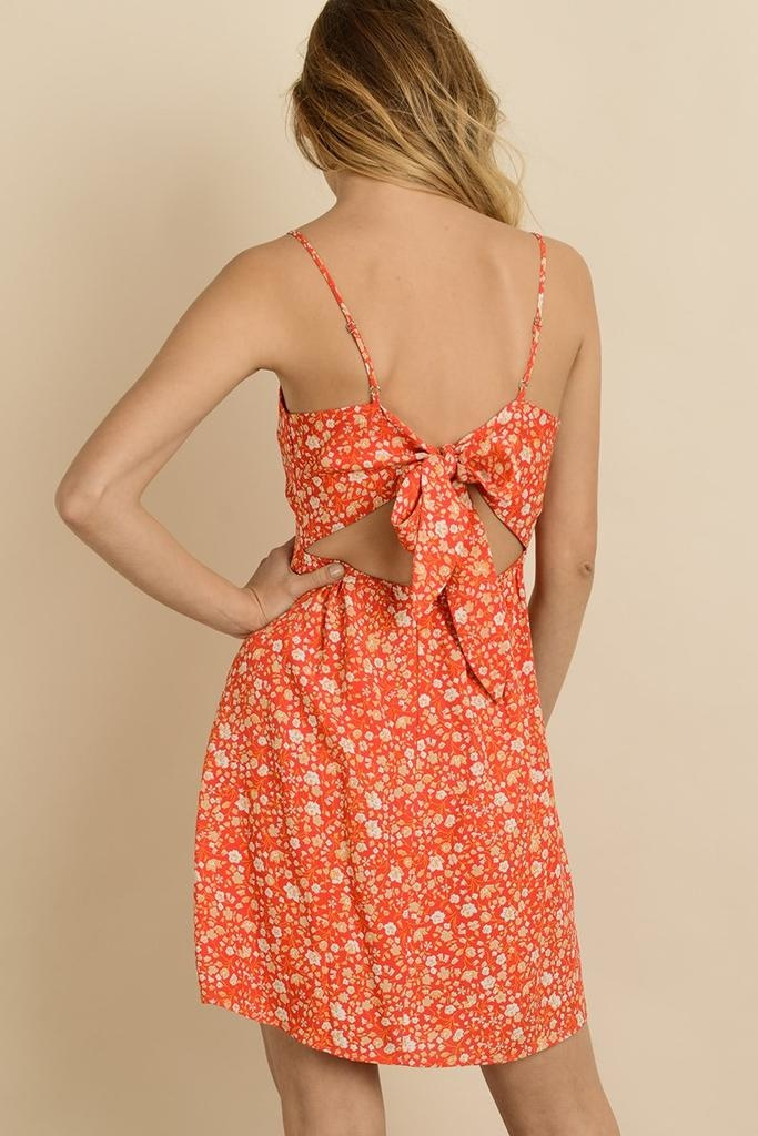 Donna Wildflower Mini Dress