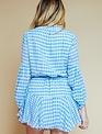 L/s Gingham Nini Dress