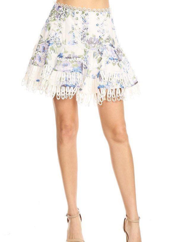 Manina Mini Skirt