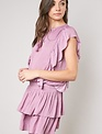 Neo Ruffle Dress