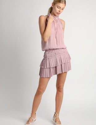 Sachi Pleated Dress