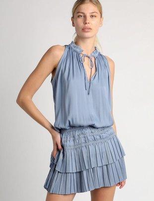Sachi Pleated Dress