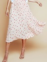 Delmare Floral Skirt