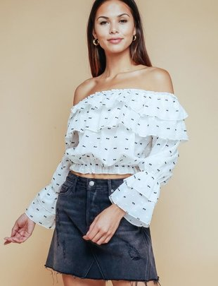 Indra Off Shoulder Top
