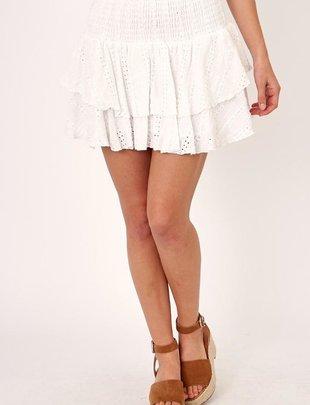 Armani Eyelet Skirt