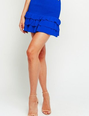 Huxley Smocked Skirt