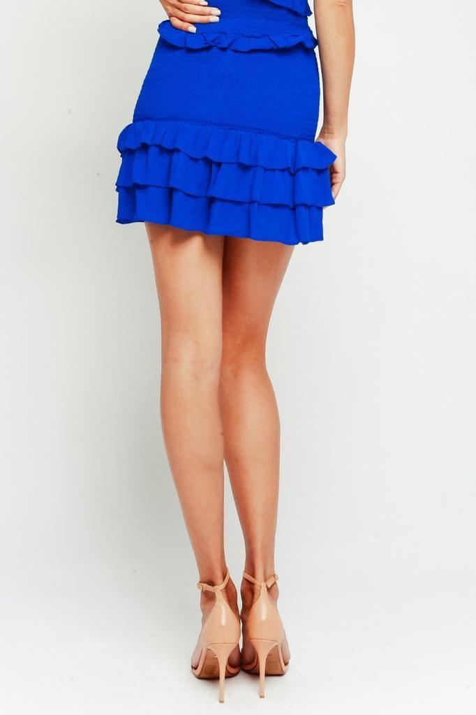 Huxley Smocked Skirt