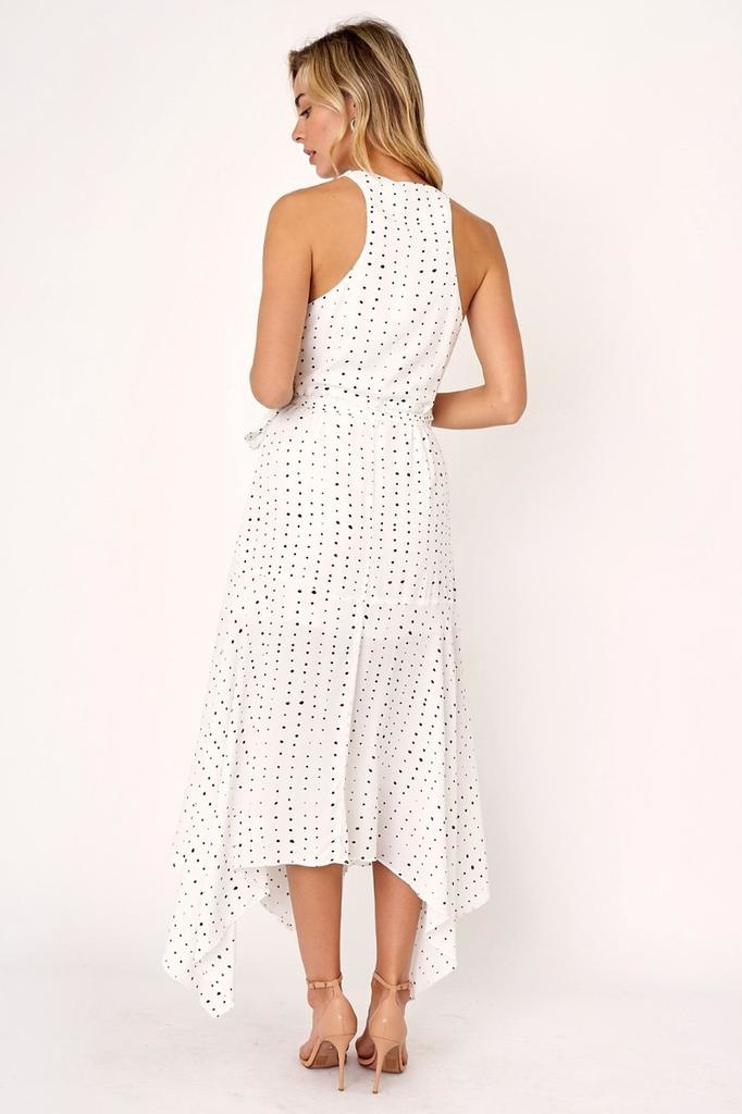 Larson Polkadot Dress
