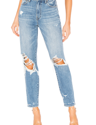 denim Presley High Rise Vintage '90s Roller