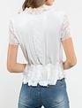 Abott Ruffle Lace Top