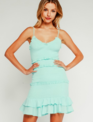 Ferris Smocked Dress
