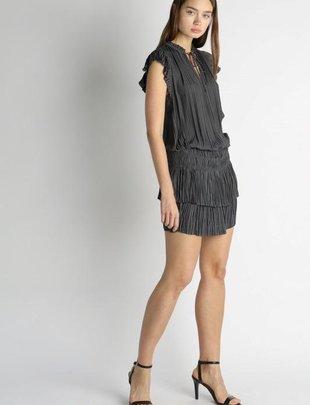 Maravi Pleated Dress