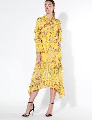 Navajo Floral Skirt