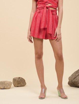 Isla Side Button Shorts
