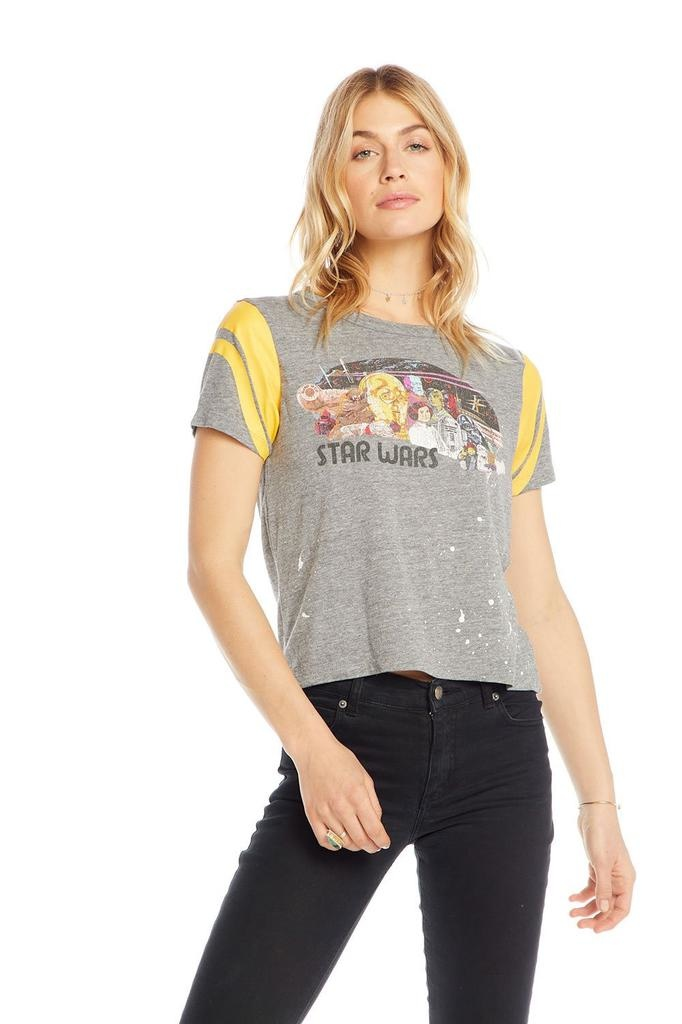 Star Wars Poster Crop Tee