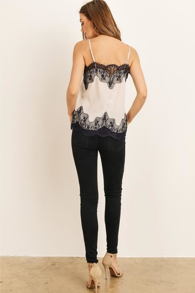 Amberly Cami Top