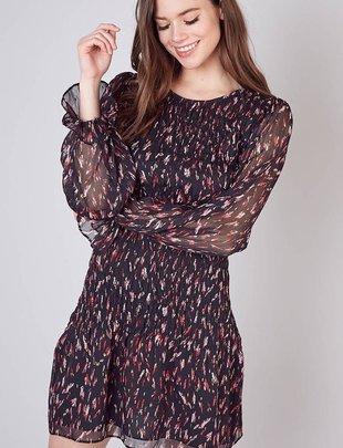 Liliana Smocked Dress