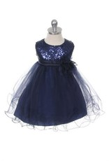 Dress, Sequin/Tulle, Infant