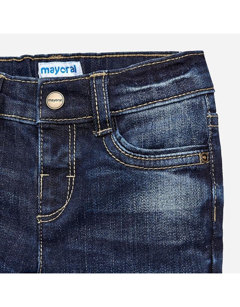 Jeans, 5 Pocket, Dark Rinse