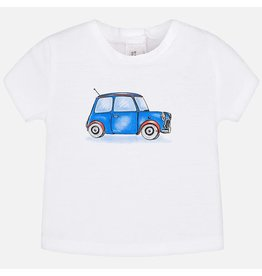 Tee w/Shorts, Car,