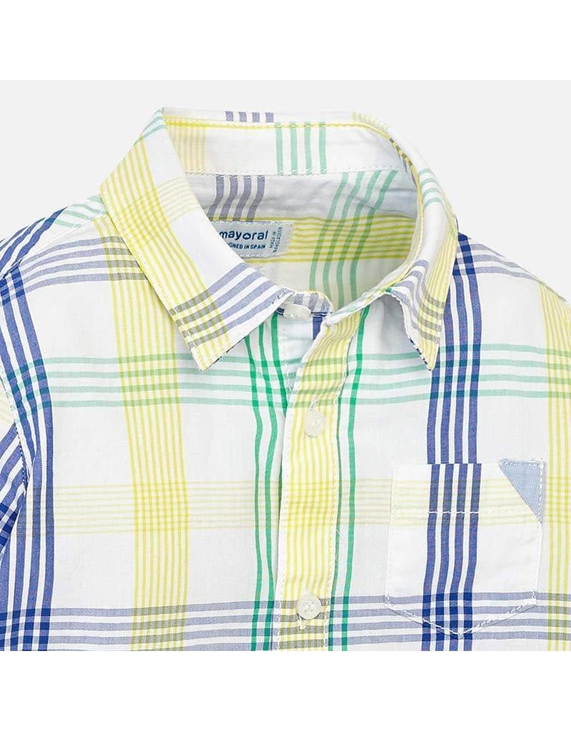 Plaid Shirt, L/S,